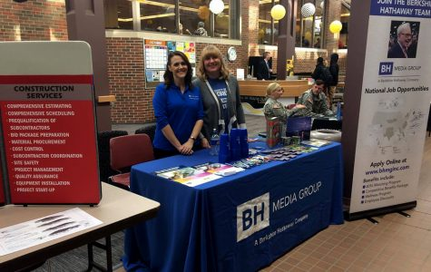 Career Fair provides possibilities to students
