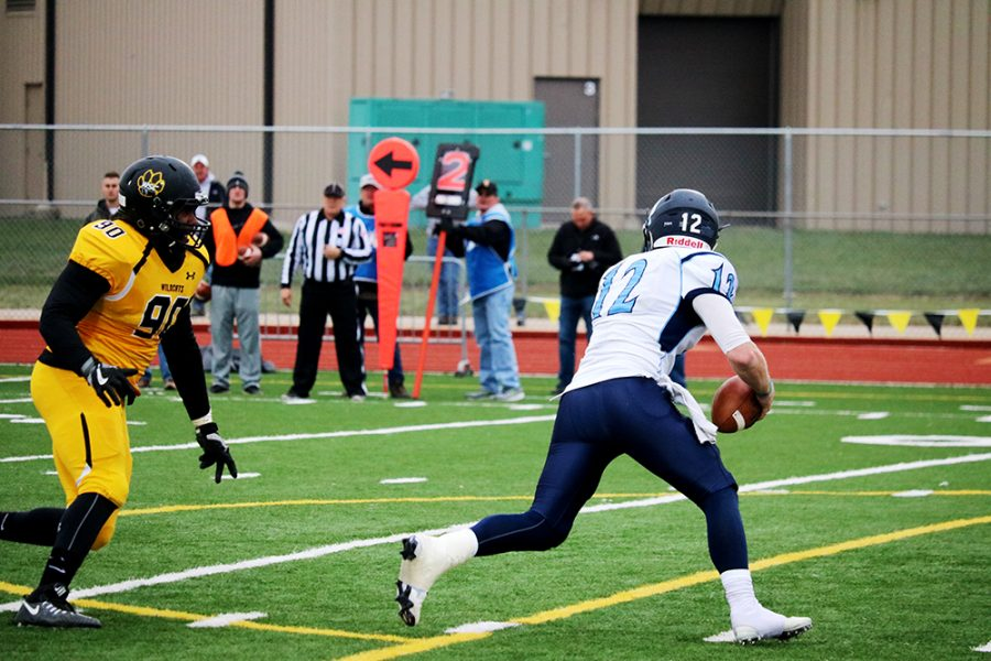 Wildcat Football ends season with a win and a bang