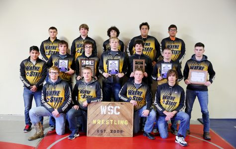 Wildcat wrestlers show promise at latest meet in S.D.