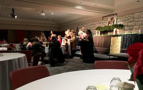 Madrigal dinner brings Christmas spirit