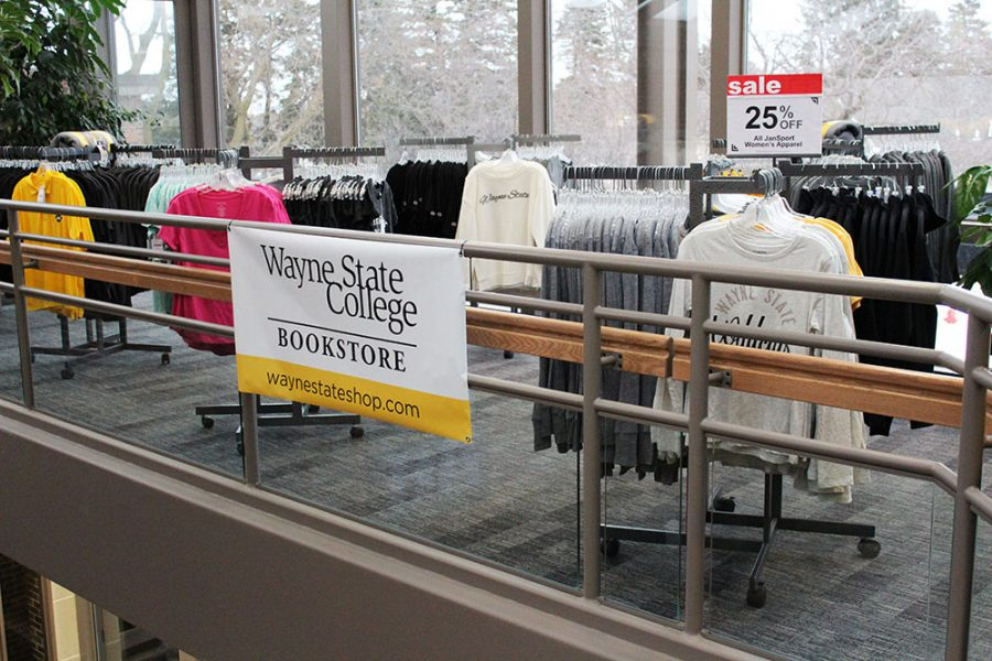 College bookstore gets a facelift