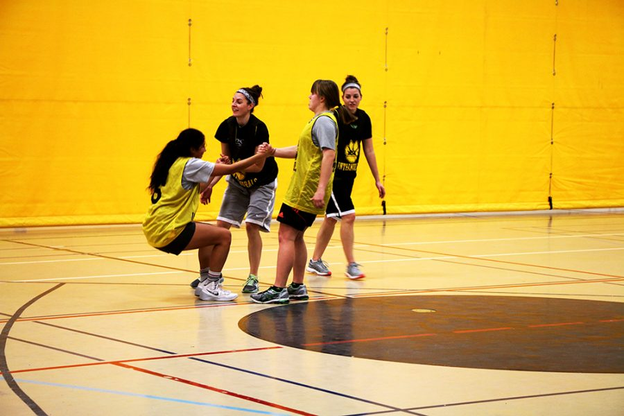 WSC students embrace the friendly competition of Intramurals. Intramurals are about having a good time, while still competing for glory. There are a lot of intramurals. Check them out at imleagues.com to find one that fits your skillset.