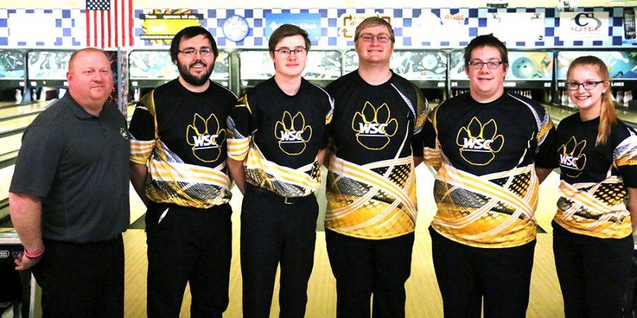 Bowling club shows striking change at end of season