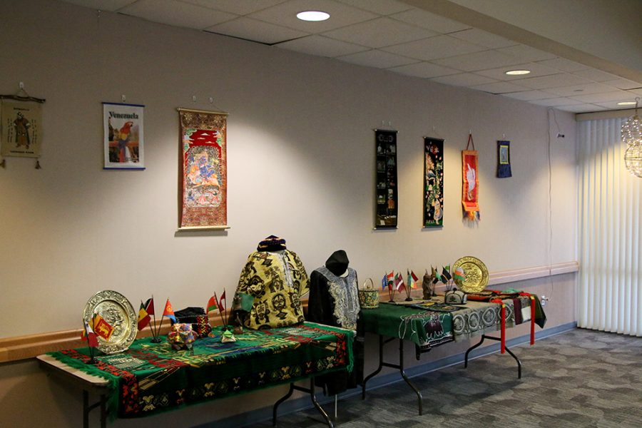 International Dinner showcases other cultures