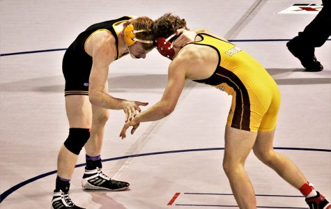 Lot of Heart at Nationals but Wildcat Wrestlers Fell Short