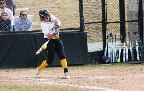 Wildcat softball ends weekend 1-5