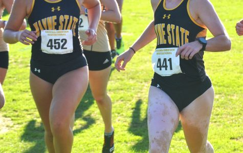 WSC cross country racks up points