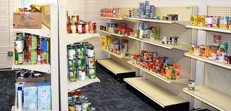 WSC food pantry benefits both campus and community