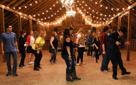 CRU Barn Dance