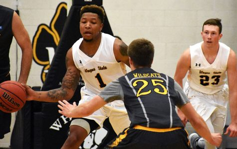 Men's basketball plans to increase win total