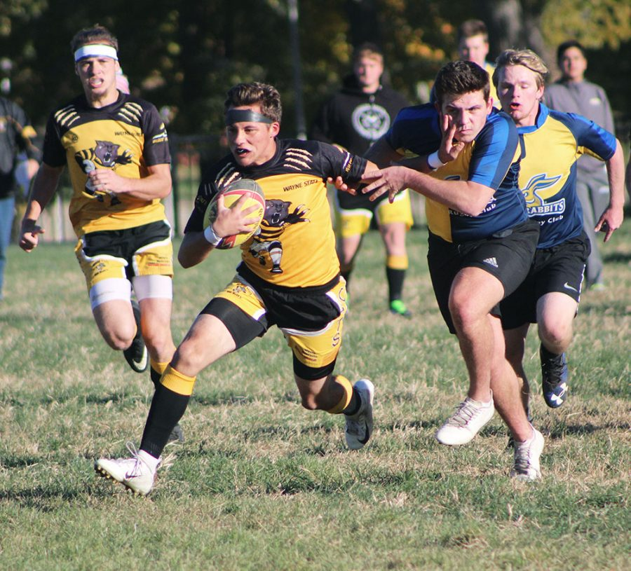 Rugby ramps it up this season