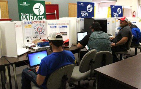 STEM students recieve brief upgrade in Benthack