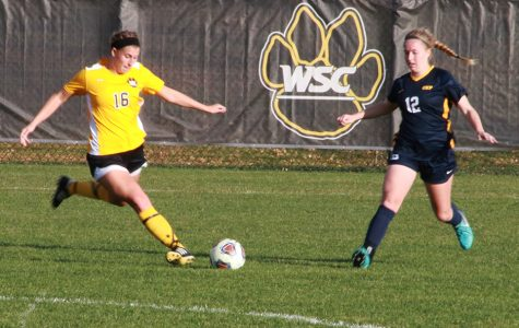 Soccer ends season with 3-1 loss to MSU
