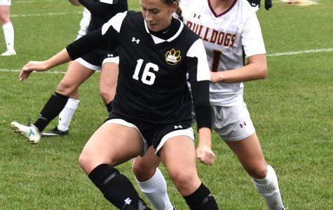 Soccer shuts out Minnesota Duluth 2-0
