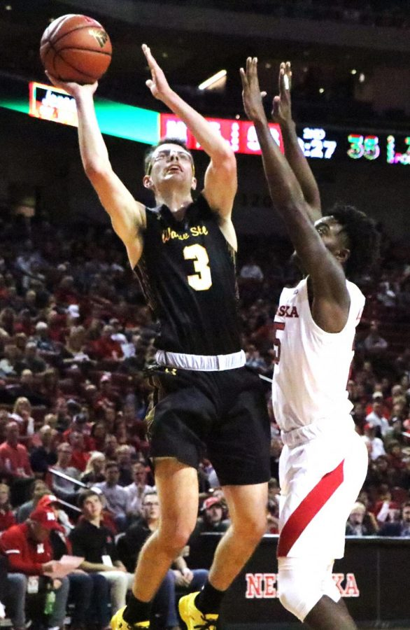 'Cats fall to Huskers in exhibition opener
