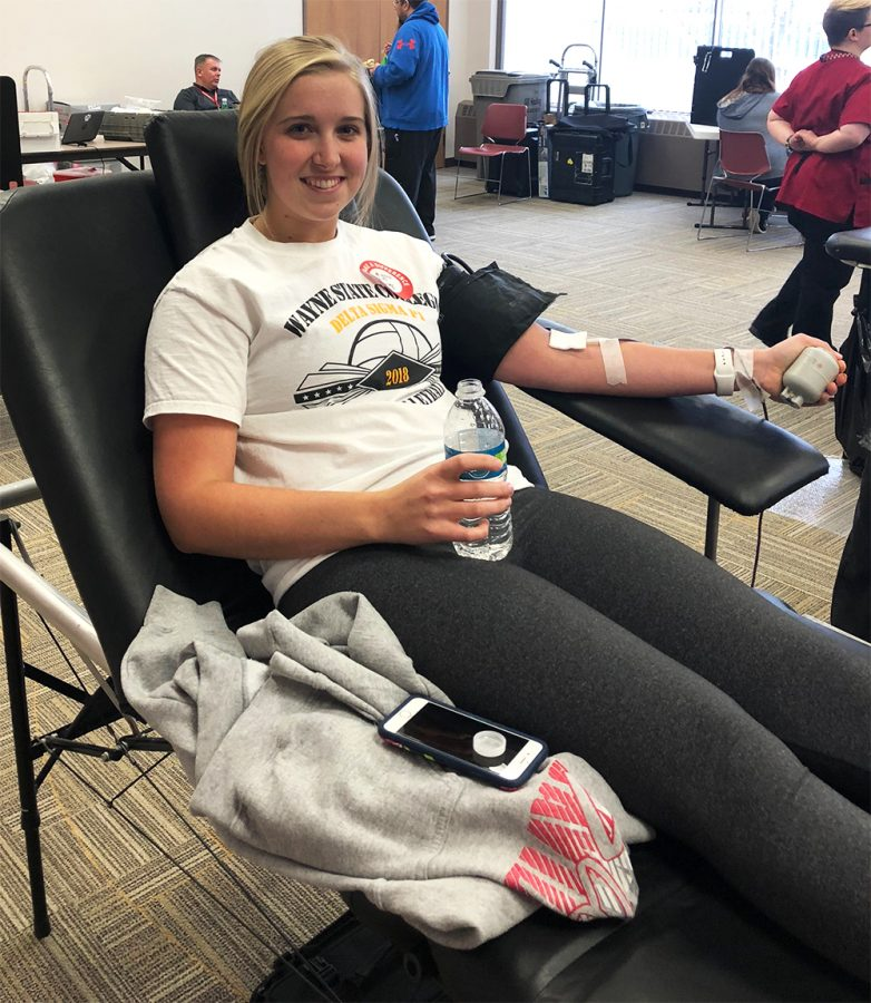 Blood drive yielded 53 total donors
