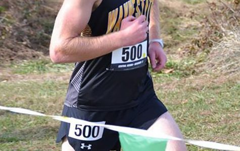 WSC cross country competes in regional meet