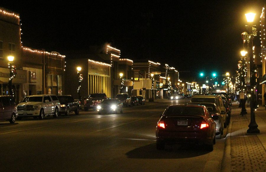 On Nov. 15 Wayne held its annual Christmas on Main festival where the town was filled with Christmas lights.