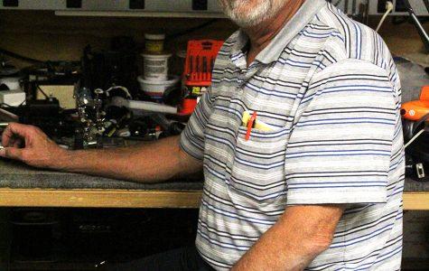 WSC's broadcast engineer dedicates 24 years to WSC