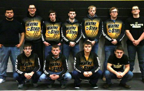 Wrestling making strides