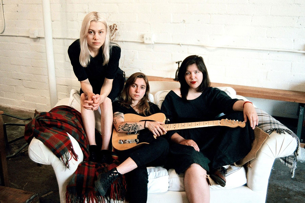 "Boygenius, a record combining the talents of singer-songwriters Phoebe Bridgers, Julien Baker and Lucy Dacus, produced Libby Dunn's favorite song of 2018, ""Me & My Dog."""