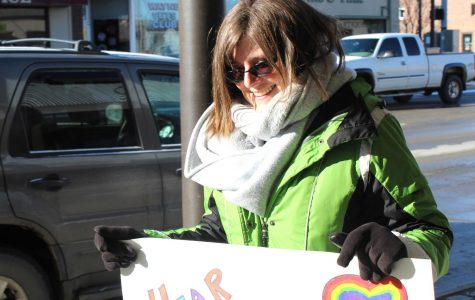 Wayne community members continue to build on the Women's March
