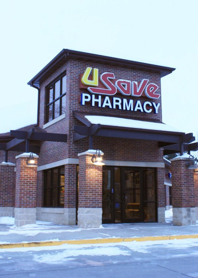 U-Save+Pharmacy+is+currently+the+only+pharmacy+in+Wayne.