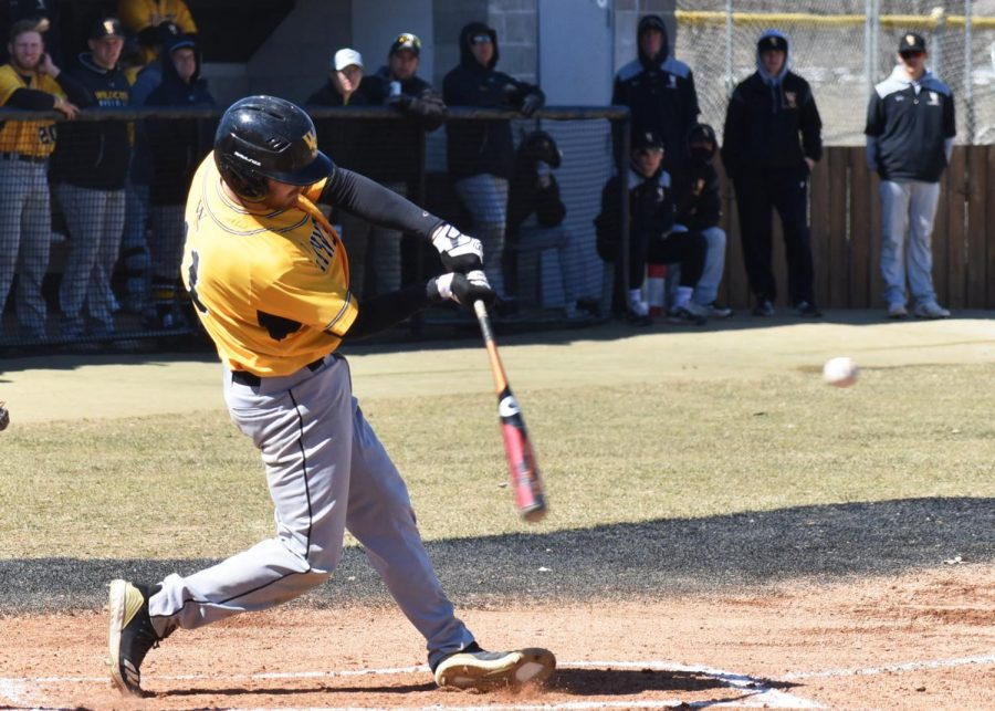 After winning all of their games last week, the WSC baseball team's record is now 19-7. The Cats are now in possession of fourth place in the NSIC.