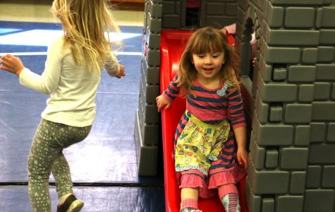 WSC's 'Kiddie College' welcomes indoor activity area