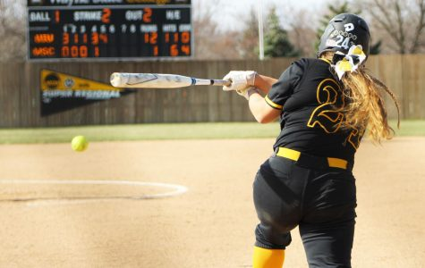 Wildcat softball collects first NSIC win over Marauders