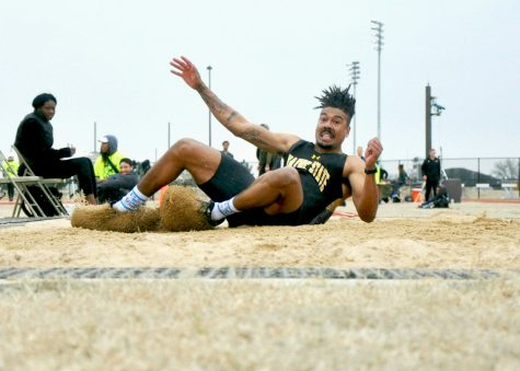 Track competes in two meets