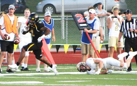 WSC football wins first home game
