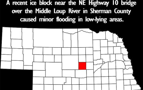 Ice jams impact Sherman County residents