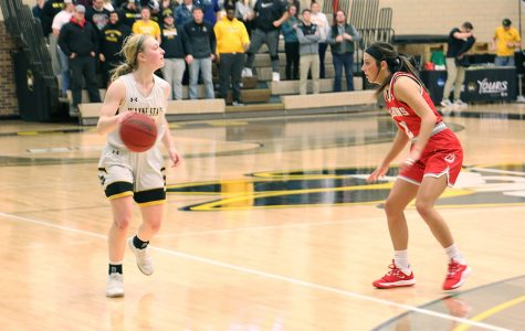Women's basketball finishes weekend with clean sweep