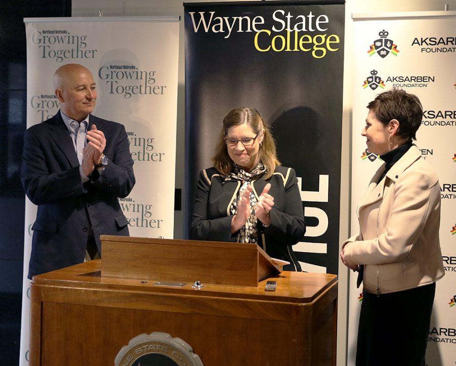 WSC president announces new program