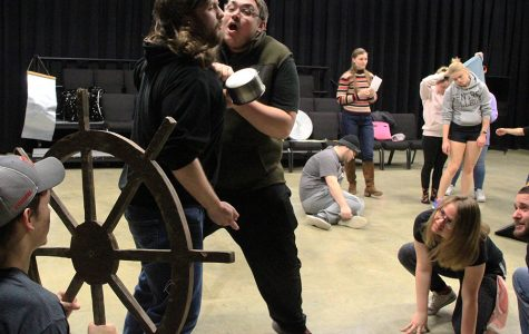 New theatre class offered spring semester