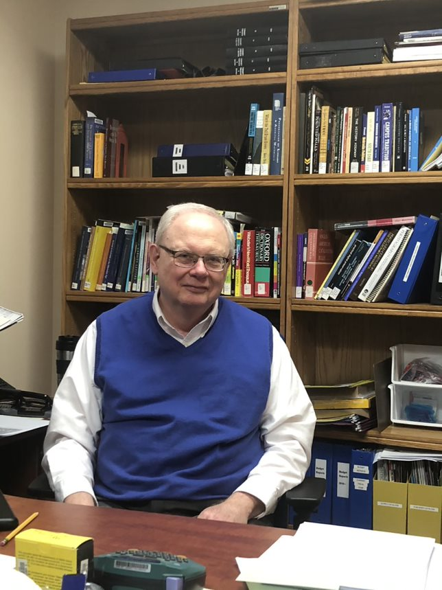 Schlichter has manned WSC archives for two decades