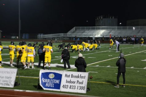 Football, soccer scrimmages held amid season cancellations