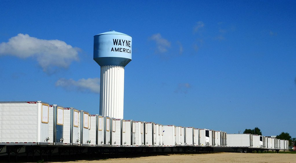 Wayne community doesn