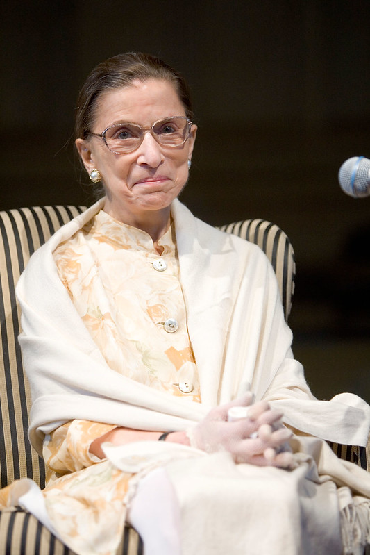 Women's History Month Spotlight: Ruth Bader Ginsburg