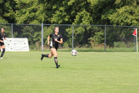 WSC Womens soccer lose to Northwest Oklahoma State
