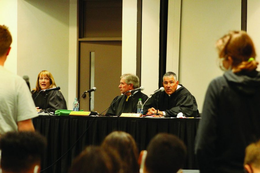 Nebraska Court of Appeals College Campus Initiative
