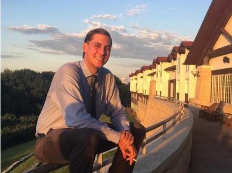 Professor Spotlight: Zach Drees